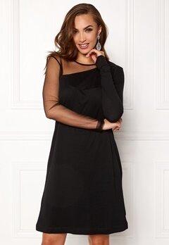 CHEAP MONDAY Claim Dress Black Bubbleroom.no