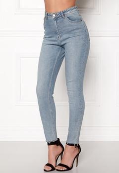 CHEAP MONDAY Donna Jeans Never Blue Bubbleroom.no