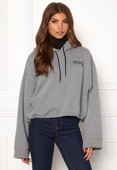 CHEAP MONDAY Expose Hood Jacket Grey Bubbleroom.no