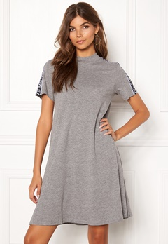 CHEAP MONDAY Mystic Tape Dress Grey Bubbleroom.no