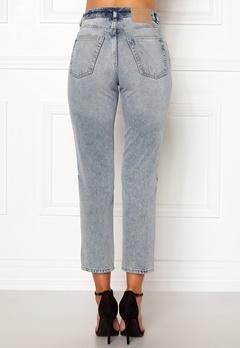 CHEAP MONDAY Revive Jeans Pixel Blue Bubbleroom.no