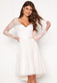 Chiara Forthi Aceline Dress White Bubbleroom.no