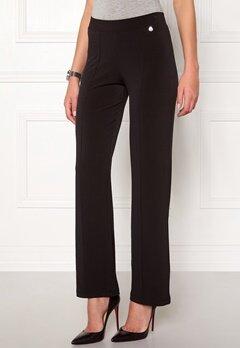 Chiara Forthi All Weekend Pants Black Bubbleroom.no