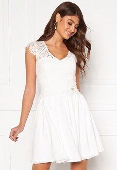 Chiara Forthi Amante lace dress White Bubbleroom.no