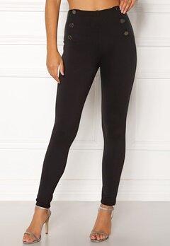 Chiara Forthi Angelo trousers Black Bubbleroom.no