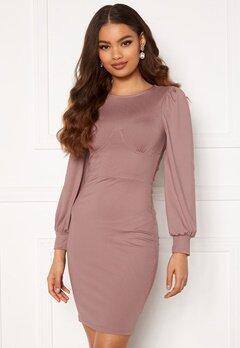 Chiara Forthi Apolline corsette dress Light lilac Bubbleroom.no
