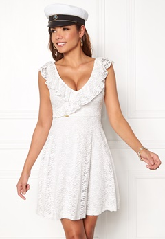 Chiara Forthi Ardiana Dress Antique white Bubbleroom.no