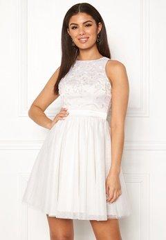 Chiara Forthi Arielle tulle dress White Bubbleroom.no