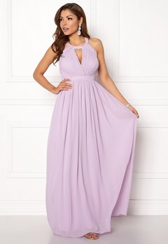 Chiara Forthi Athena Gown Light lilac Bubbleroom.no
