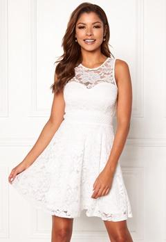 Chiara Forthi Brigitte dress White Bubbleroom.no