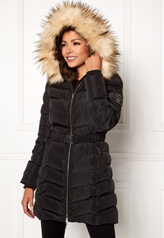 Chiara Forthi Campitello Padded Jacket Black Bubbleroom.no