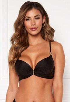 Chiara Forthi Cannes padded bra Black Bubbleroom.no