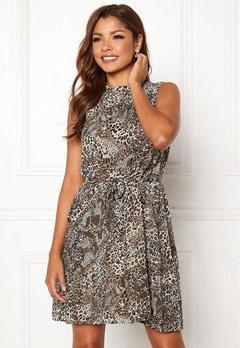 Chiara Forthi Caruso dress Leopard Bubbleroom.no
