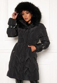 Chiara Forthi Catania down jacket Black Bubbleroom.no