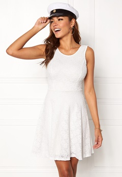 Chiara Forthi Celinne Dress White Bubbleroom.no