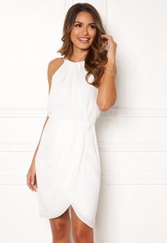 Chiara Forthi Cernobio short dress White Bubbleroom.no