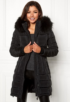 Chiara Forthi Champoluc Down Jacket Black Bubbleroom.no