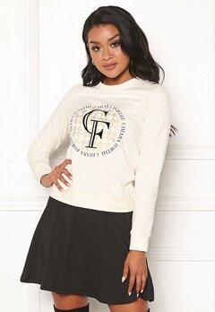 Chiara Forthi Chiara Sweater Creme Bubbleroom.no