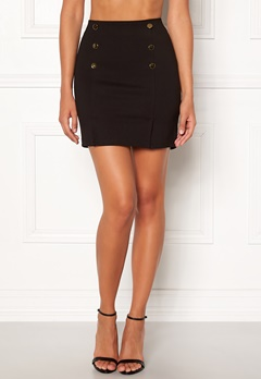 Chiara Forthi Ebba Skirt Black Bubbleroom.no
