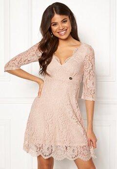 Chiara Forthi Ellix Dress - 2 Beige Bubbleroom.no