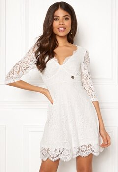 Chiara Forthi Ellix Dress - 2 White Bubbleroom.no