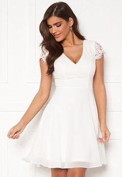 Chiara Forthi Empress Dress White Bubbleroom.no