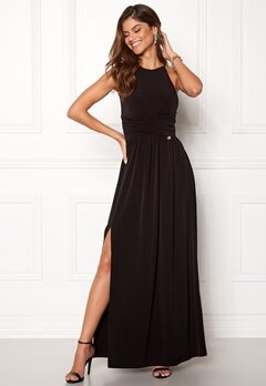 Chiara Forthi Erica Maxi Dress Black Bubbleroom.no