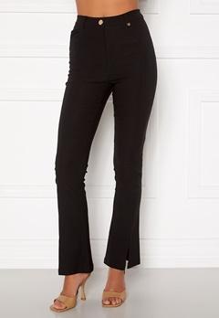 Chiara Forthi Faye pants Black Bubbleroom.no