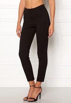 Chiara Forthi Fiorella Trousers Black Bubbleroom.no