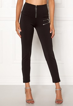 Chiara Forthi Gavriella trousers Black Bubbleroom.no