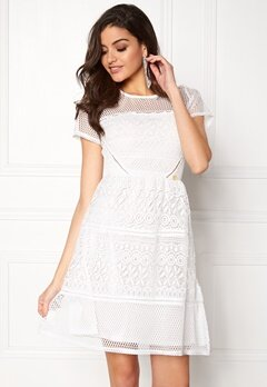 Chiara Forthi Gianina Dress Antique white Bubbleroom.no