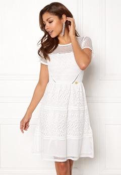Chiara Forthi Gianina Dress Antique white Bubbleroom.no