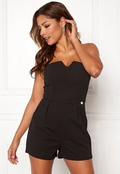 Chiara Forthi Gigi jumpsuit Black Bubbleroom.no