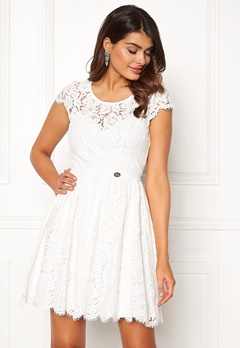Chiara Forthi Guidia lace dress White Bubbleroom.no