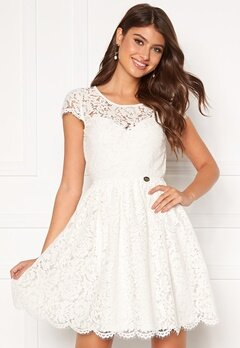 Chiara Forthi Guidia lace dress White Bubbleroom.no
