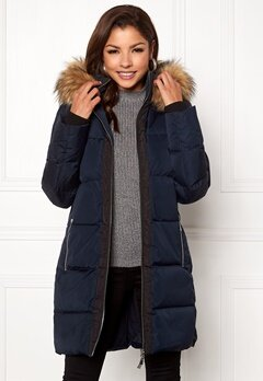 Chiara Forthi Harbin Down Puffer Midnight blue Bubbleroom.no