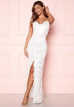 Chiara Forthi Irmeline gown  White Bubbleroom.no
