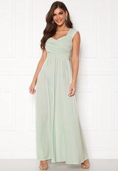 Chiara Forthi Kirily Maxi Dress Dusty green Bubbleroom.no