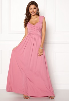 Chiara Forthi Kirily Maxi Dress Pink Bubbleroom.no