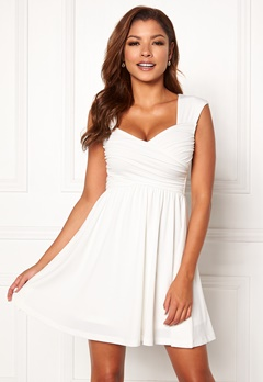 Chiara Forthi Kirily White Dress White Bubbleroom.no