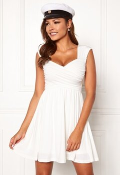 Chiara Forthi Kirily White Dress  Bubbleroom.no