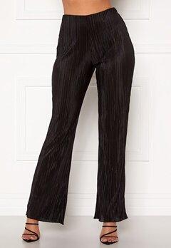 Chiara Forthi Kith plissé pants Black Bubbleroom.no