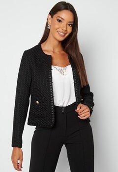Chiara Forthi Lucette jacket Black bubbleroom.no