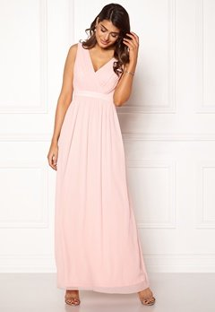 Chiara Forthi Madelaide gown Light pink Bubbleroom.no