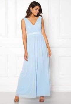 Chiara Forthi Madelaide gown Light blue Bubbleroom.no