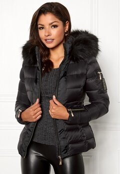 Chiara Forthi Madesimo down jacket Black Bubbleroom.no