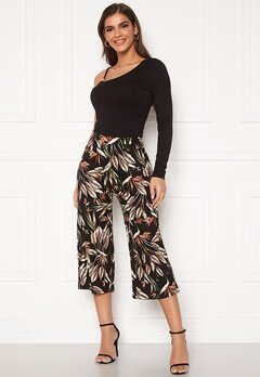 Chiara Forthi Mauritius pants Black / Green / Patterned Bubbleroom.no
