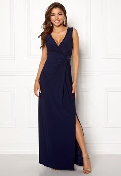 Chiara Forthi Mazzima Dress Dark blue Bubbleroom.no