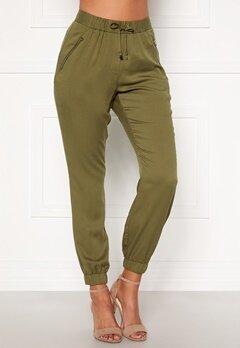 Chiara Forthi Nanja trousers Khaki green Bubbleroom.no