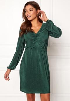 Chiara Forthi Perla dress Emerald green Bubbleroom.no